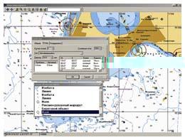 Информация по картографическим объектам
