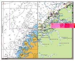 Отображение карт различных форматов