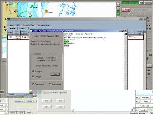Интегрированная информация от Navtex